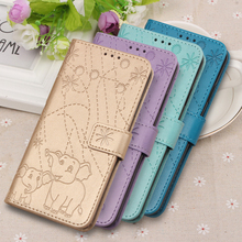 Luxury PU Leather case For Huawei Honor 10 Lite Case Flip mobile phone cover sFor P Smart 2019 Cases wallet Coque bag
