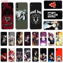 Lavaza Anime Shokugeki no Soma Hard Phone Case for Apple iPhone 6 6s 7 8 Plus X 5 5S SE XS Max XR Cover
