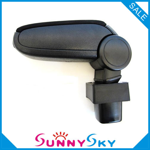 Free Shipping For SUZUKI NEW SWIFT 3 MK3 MK4 2005-2016 Center Armrest Console Box  Arm rest Storage Box Car accessories