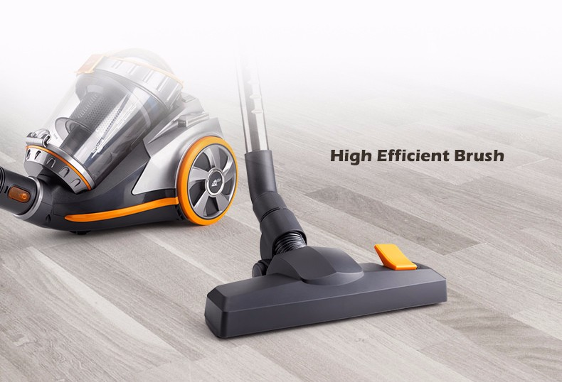 Cyclone Vacuum Cleaner Large Suction Capacity