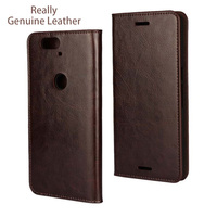 Leather Cover Case For Huawei Nexus 6P Wallet Coque Stand Mobile Phone Accessory Bag Shell Card
