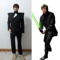 Star Wars Costume Jedi Luke Skywalker Custom Made Halloween Cosplay Costume