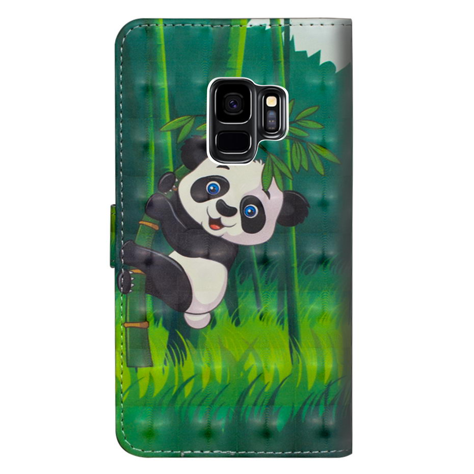 Flip Wallet Leather Case For Samsung Galaxy S8 S9 S10 S10e A6 A8 A7 2018 Plus J2 J4 J3 J5 J6 J7 2017 Prime Xcover4 Phone Case