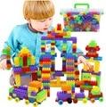 Gránulos de plástico bloques de construcción niño Grande/más de 3 años de edad/Sin olor/No Es fácil de mal/diseño de arco circular/C1004
