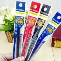 40pcs Lot 0 5mm Erasable Gel Pen Refills Blue Black Dark Blue Red Ink School Office