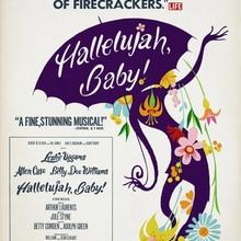 Lienzo póster de película cuadro estampado vintage arte decorativo moderno cuadro con dibujo Lesley Uggams Halleluyah colorido cartel gigante