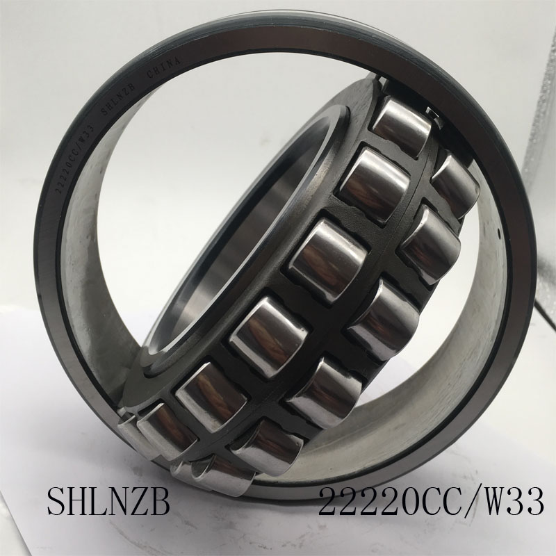 SHLNZB Bearing 1Pcs 22220CC 22220CA 22220CA/W33 100*180*46 53520 Double Row Spherical Roller Bearings shlnzb bearing 1pcs 22317cc 22317ca 22317ca w33 85 180 60 53617 double row spherical roller bearings