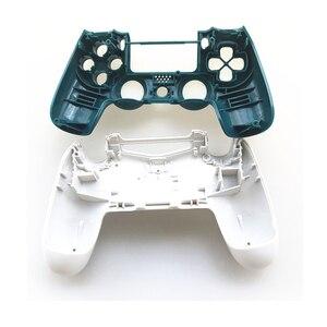 Image 4 - PS4 프로 컨트롤러 소니 플레이 스테이션 4 프로 JDM 040 JDS 040 Gen 2th V2 커버 알파인 그린 스킨 키트에 대 한 전체 설정 주택 케이스 셸
