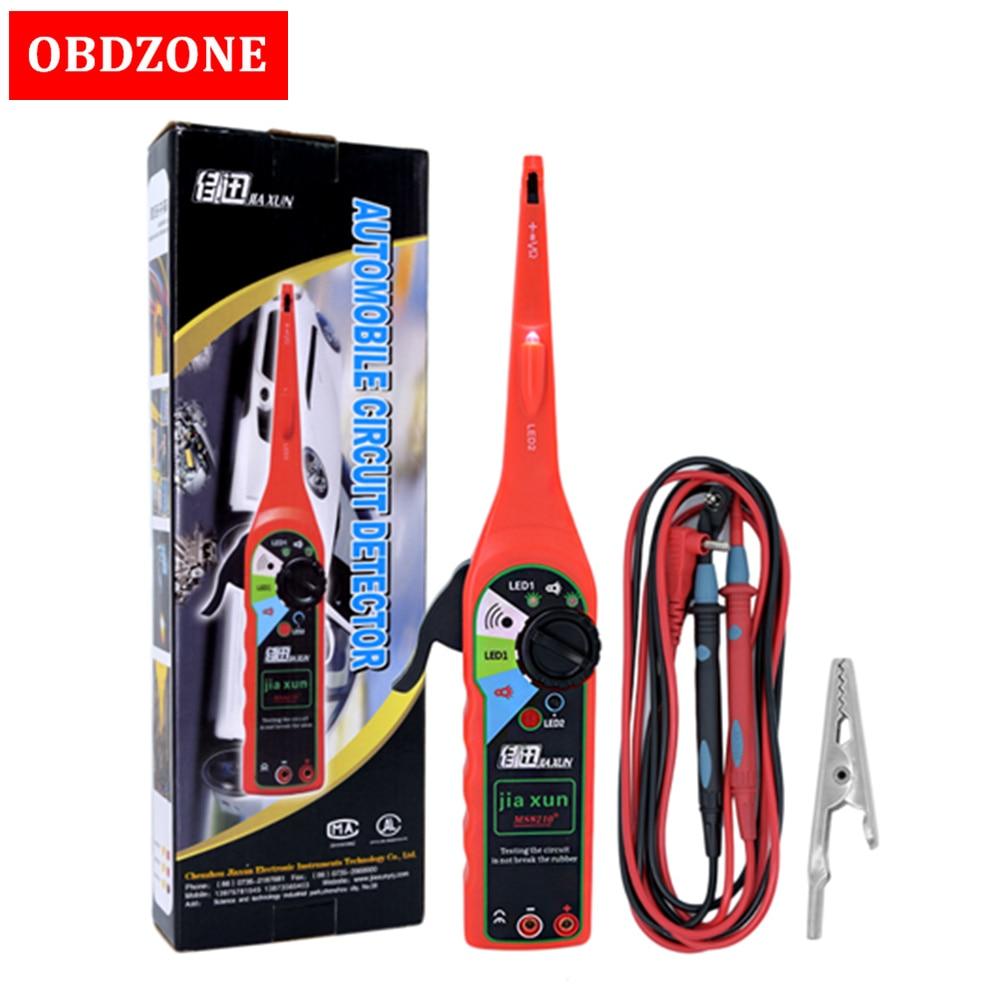 Multi Function Diagnostic Tool Circuit Tester Ms8211 Multimeter Lamp Automotive Electrical Circuits Auto Ms8210 Obd2 Car Repair