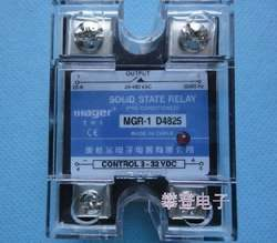Бесплатная доставка 5 шт./лот ССР MGR-1 D4825 25A DC-AC