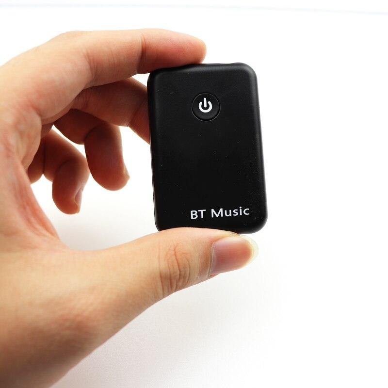 Gewissenhaft 2 In 1 Bluetooth Sender Empfänger Wireless 3,5mm Stereo Musik Adapter Für Tv Kopfhörer Lautsprecher Audio Sender Empfänger Den Menschen In Ihrem TäGlichen Leben Mehr Komfort Bringen Unterhaltungselektronik Funkadapter