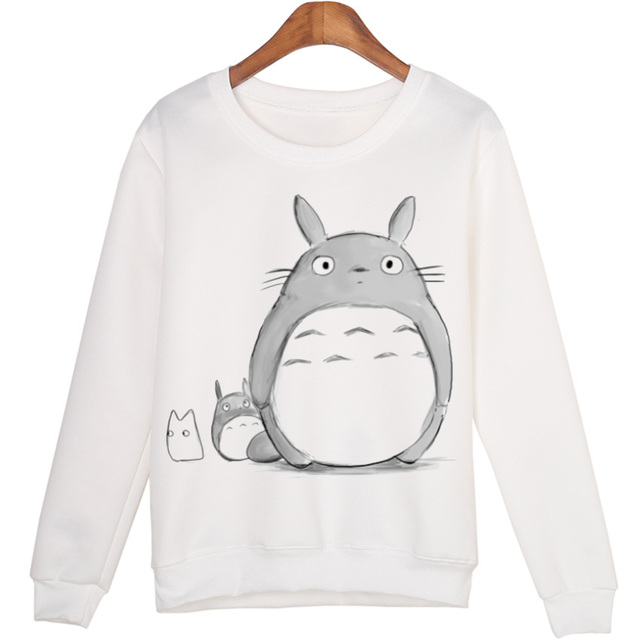 NEW ARRIVAL! Casual and Cute Cartoon Printed Sweatshirt