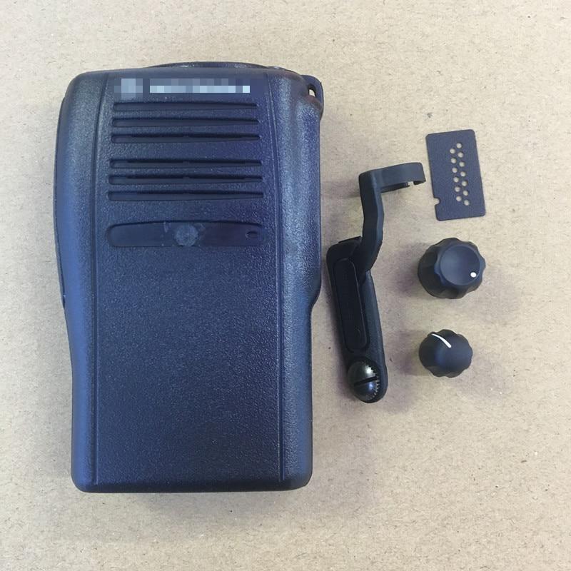 The Front Case Housing Shell For Motorola Gp328plus  Walkie Talkie Two Way Radio