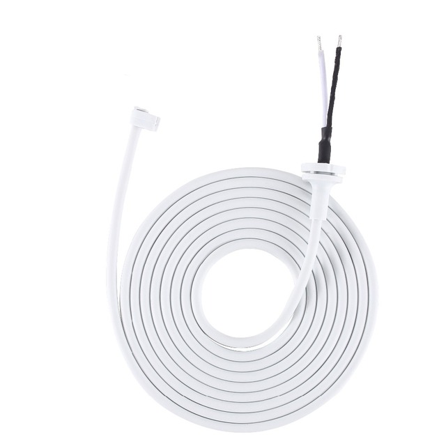 US $4 69 |New For Macbook Pro Air Magsaf* Charger Adapter Cable 85W 60W 45W  Magnetic Power Cable Cord replacement T Style-in Mobile Phone Chargers
