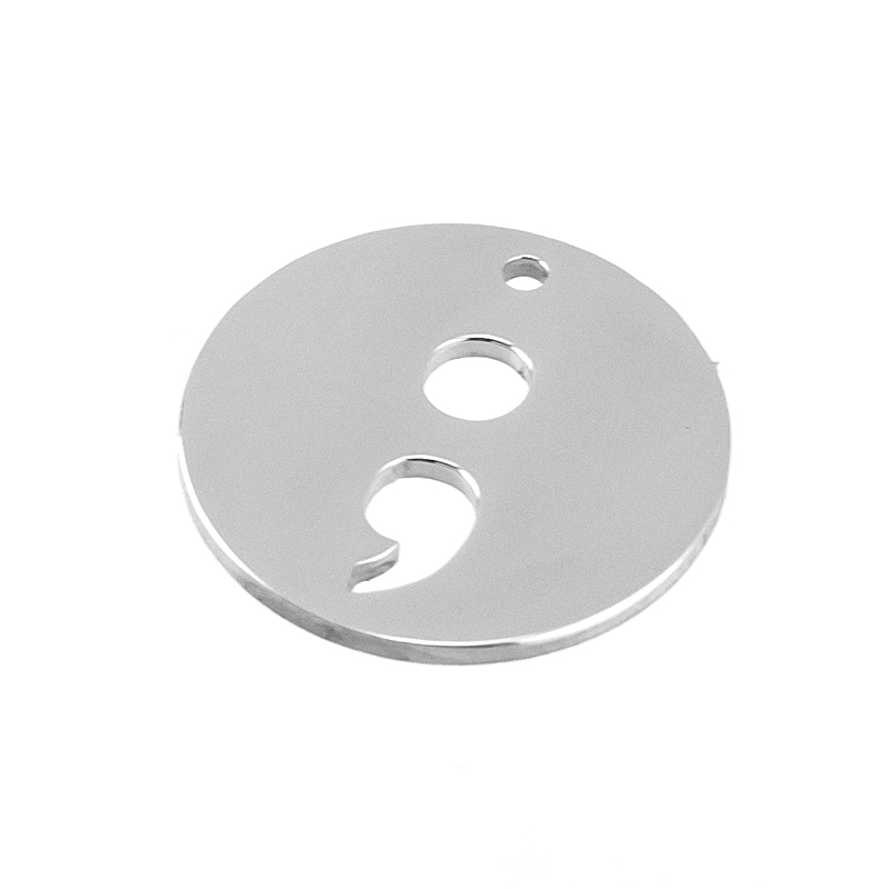 punctuation, semicolon,question mark,exclamation mark 25mm round , 17x25mm oval charm pendant personalized wholesale 50pcs