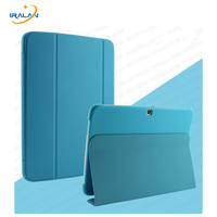 Business Original Folding Smart PU Leather Case Book Cover Samsung Galaxy Tab 3 10 1 P5210