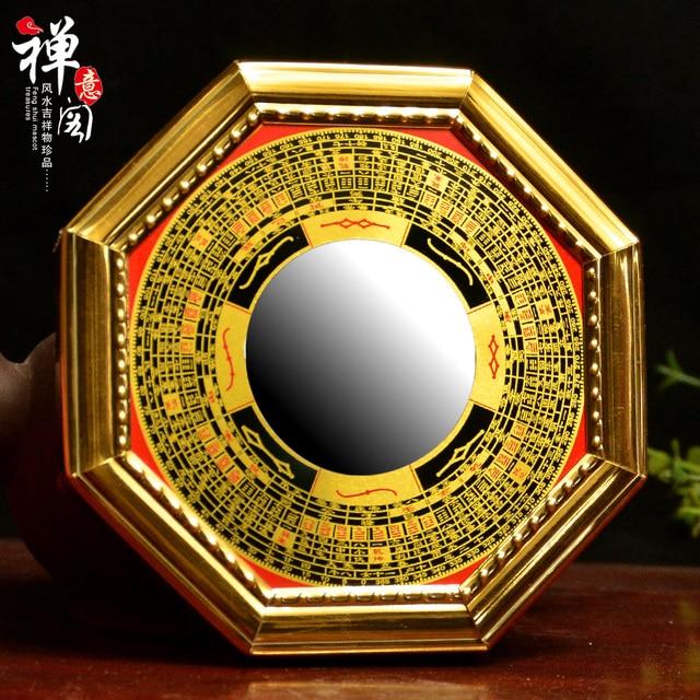 Spiegel Feng Shui kaiyun bagua spiegel konvex konkaven legierung block böse feng shui