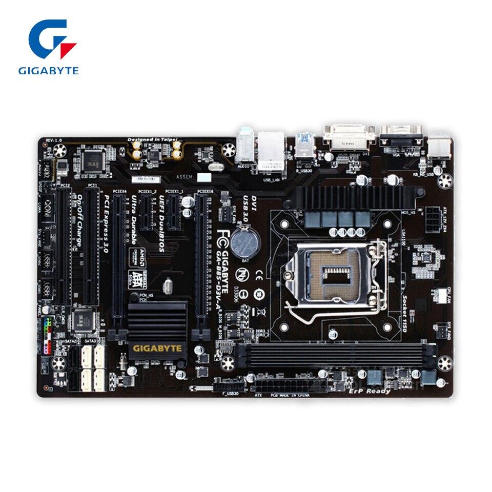 Gigabyte GA-B85-D3V-...