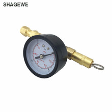 Pressure Relief Valve with Guage, For Home Brew Beer Ball Lock Release Kegging Equipment