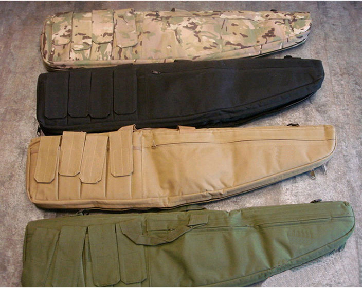 ФОТО Tactical 1m Heavy Duty Gun Carrying Bag / Rifle Gun Case Rifle Slip Carry Rifle Bag for Carbine Shotgun Bag RL10-0002-1M
