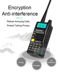 Image 3 - QuanSheng UV R50 Walkie Talkie TG UV2 UHF VHF 5W Radio bidireccional 3300mAh portátil Quansheng UV R50 2 ( 1) Ham Radio UV R50