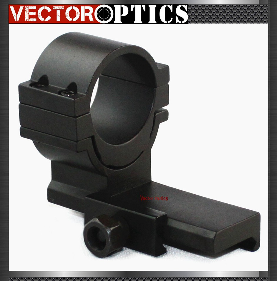 Tactical 30mm 223 Flat Low Amp High Profile Weaver Mount