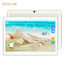 10.1 Inch Android 6.0 Tablet PC Pad Phablet Tab Quad Core 2GB RAM 16GB ROM 10.1″ 1920×1200 IPS 4G TDD FDD Dual SIM Phone Call