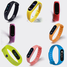 Original M2 Smart Wrist Band Sport Bracelet Watch Intelligent For IOS Android
