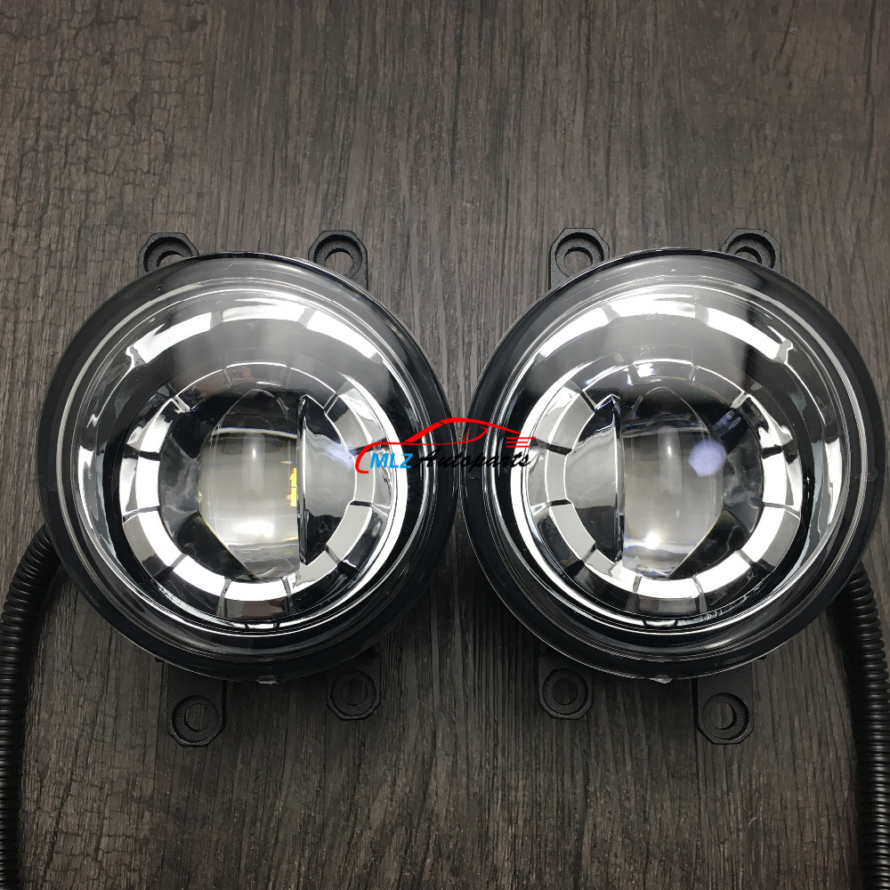 front bumper led fog lamp daytime running light replacement assembly 2p for toyota camry camry hybrid 2007 2013 in car light assembly from automobiles  [ 1000 x 1000 Pixel ]
