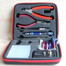 กลอิเล็กทรอนิกส์DIYชุดเครื่องมือ/ตัดลวด/คีม/กรรไกร/ไขควง/เซรามิกแหนบ/โอห์มทดสอบชุดเครื่องมือมือ