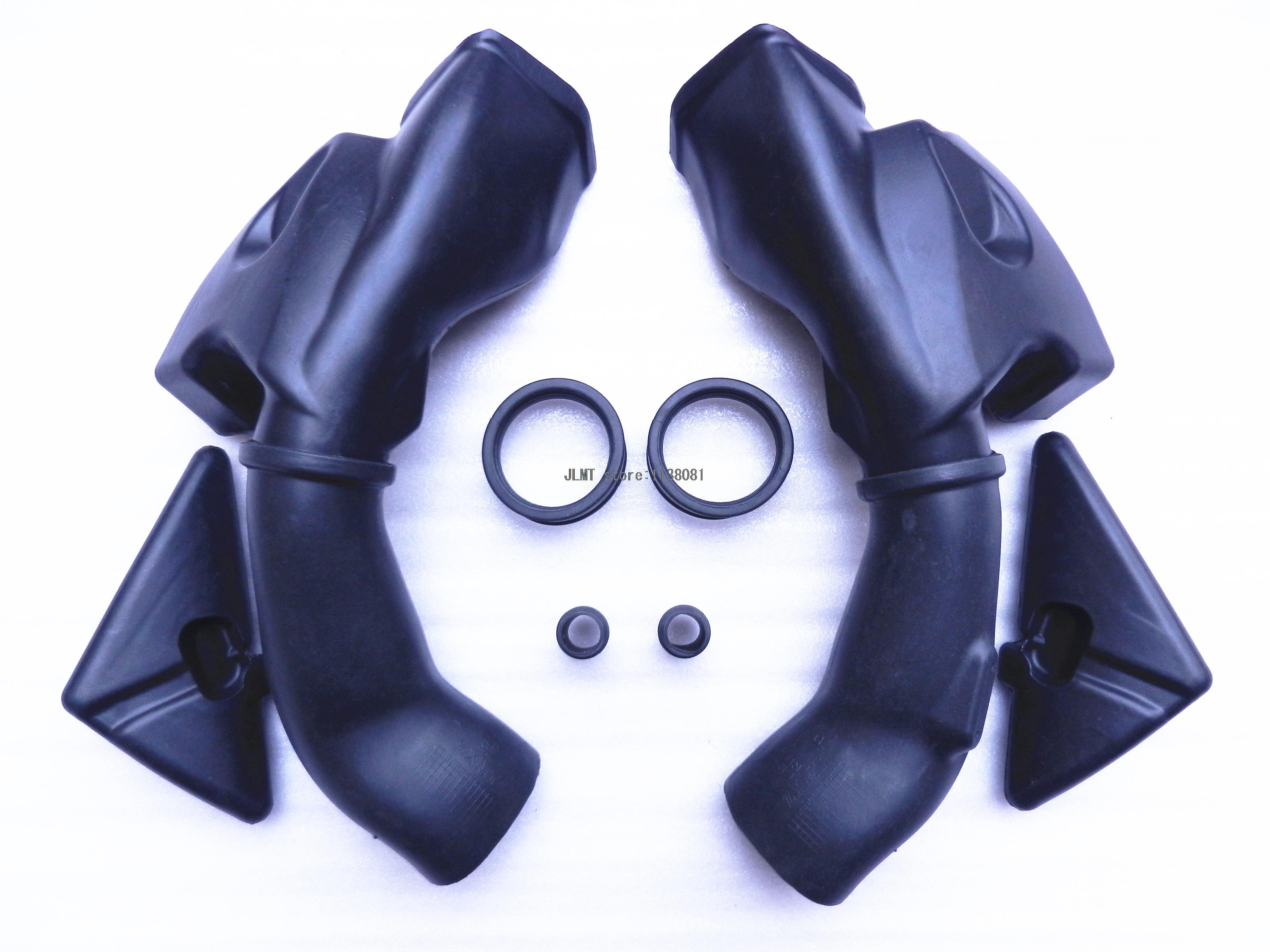 Ram Air Intake Tube Duct for Honda CBR600RR CBR600 CBR 600 RR 2003 2004 03 04 new motorcycle ram air intake tube duct for suzuki gsxr600 gsxr750 2006 2007 k6 abs plastic black