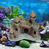 Aquarium Decorations Kasteel Toren Ornament Hot Mini Spongebob Castle Villa Cartoon House Home Fish TankEscape Gat Hole