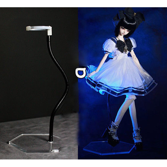 BJD Invisibility Fly Holder Stand Support For 1/3 24 Tall BJD doll SD SD17 DK DZ AOD DD Doll use free shipping HEDUOEP