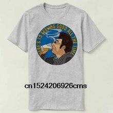 ab479df4 Funny Men t shirt white t-shirt tshirts Black tee cosmo kramer Seinfeld tee  short