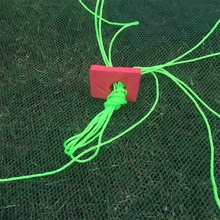 Dia:1M Heights:35CM Small Mesh:4-6MM Portable Folding Fishing Nets Network Casting Fishes Shrimp Crayfish Catcher Nets FT0009