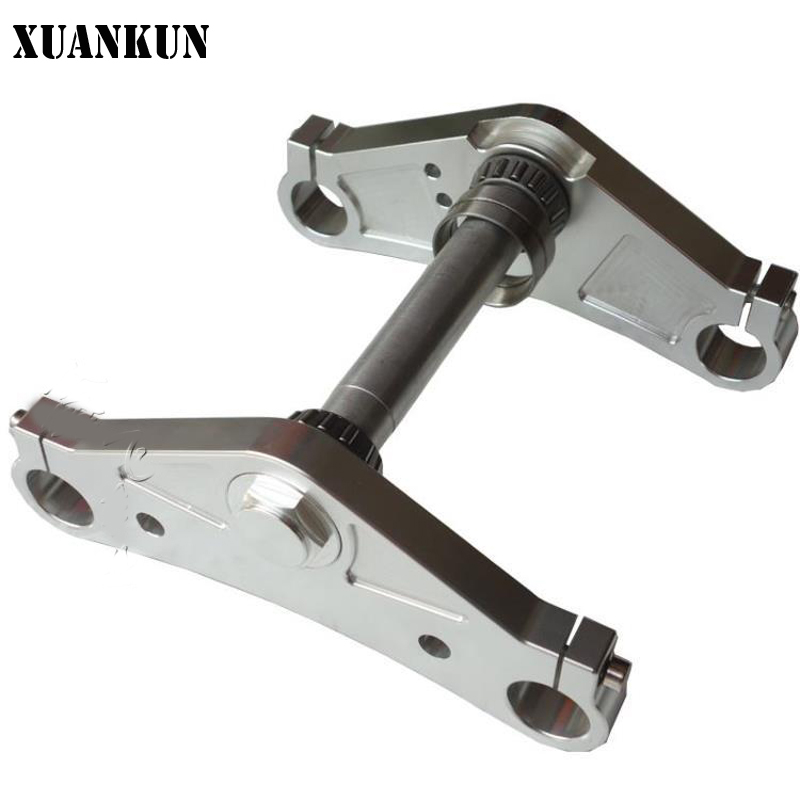 XUANKUN Monkey Motorcycle Modified 26mm Direction Of The Machine CNC Board Clamp