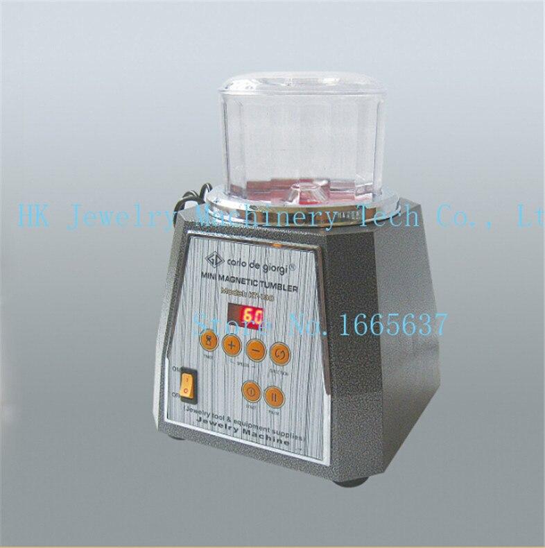 Kt130 магнитный массажер для ювелирных изделий поверхности полировщик, магнитные нержавеющей расходных материалов для изготовления ювелирн
