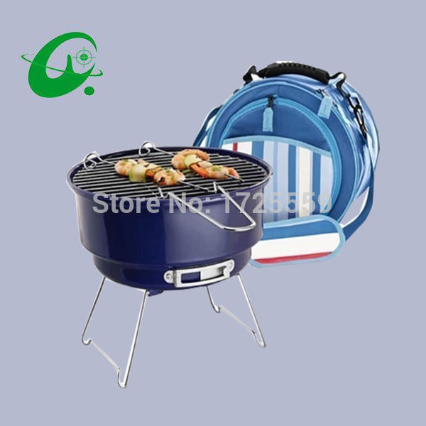 Ice packs outdoor charcoal grill, Indoor/outdoor BBQ Grills Portable ...