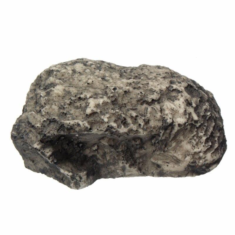 Durable Quality Key Box Rock Hidden Hide In Stone Security Safe Storage Hiding Outdoor Garden hidden in sight
