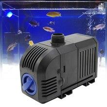 400GPH 1500L/h 25W מתכוונן טבולה משאבת המים אקווריום מזרקת דגי טנק משאבות