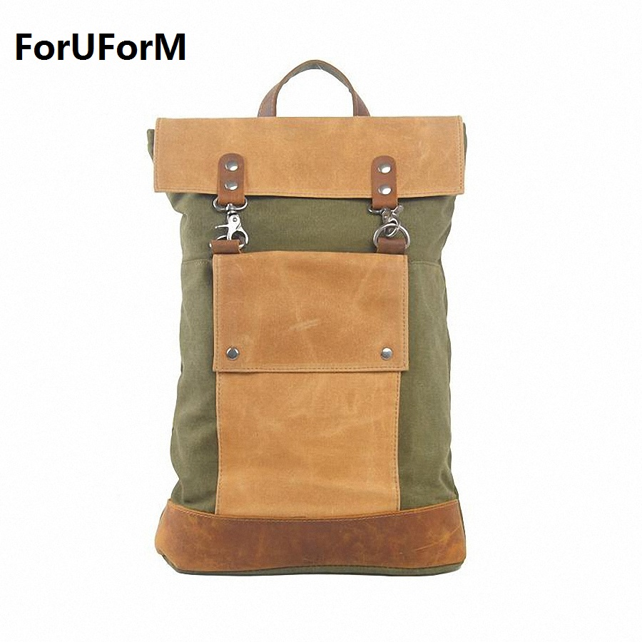15 Inch Laptop Computer Notebook Backpack Men Brand Men's Backpacks Designer Travel Business Backpack LI-492