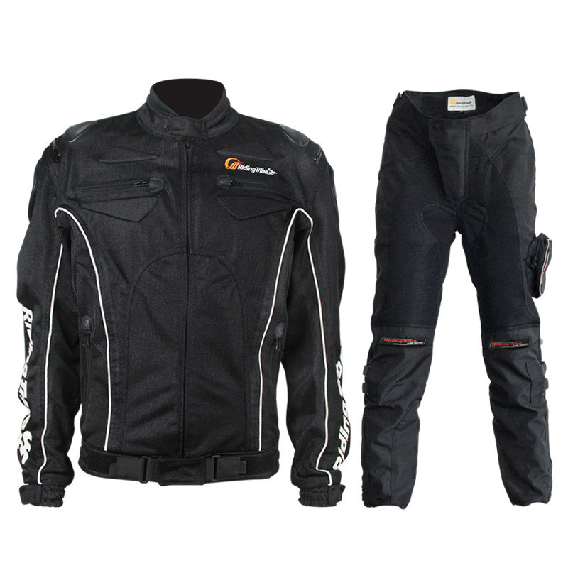 Moto respirant vêtements d'équitation veste de Moto hommes veste de Moto hommes coupe-vent costume de voiture de course