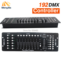 2PS NEW 192 DMX Controller DJ Equipment DMX 512 Console Stage Lighting For LED Par Moving