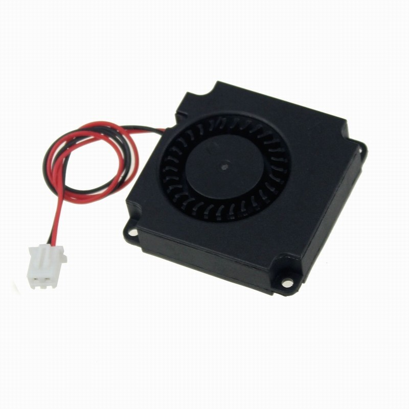 2PCS Gdstime 40mmx40mmx10mm 4cm 2Pin DC12V 3D Printer Cooling Fan Brushless Turbo Blower Cooler 5pcs 5015 cooling turbo fan 12v brushless parts 2pin for makerbot reprap prusa cooler blower 50x50x15 3d printer part plastic dc