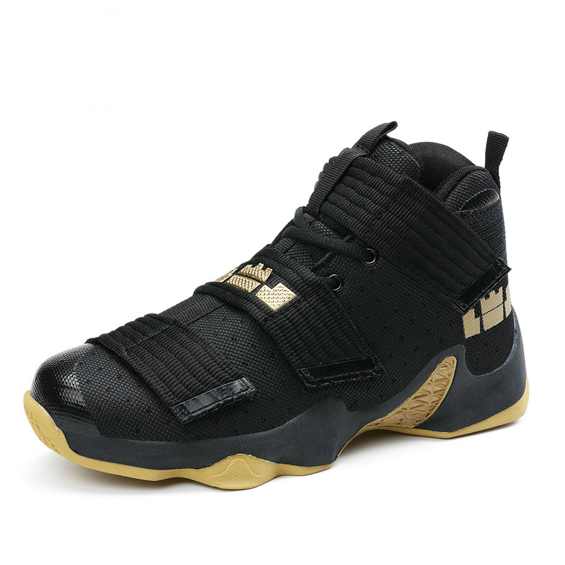 0733a164af449 Detail Feedback Questions about 2018 New Men s Amateur Basketball Shoes  Lebron Shoes Original Sports Shoes Stable Support Men Superstar Sneakers  Size 36 45 ...