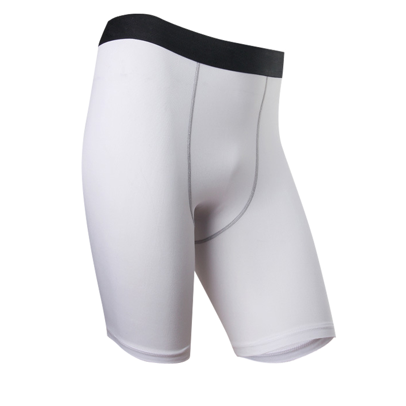 Tootless-Men Breathable Athletic-Fit Compression Baselayer Yoga Pants