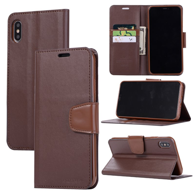 Phone Cases for iPhone XS Max Case Wallet Shockproof Leather Flip Cover for iPhone X XS XR 6 6s 7 8 Plus Case Card Holder Coque (4)