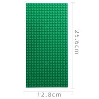 16X32 Dark Green