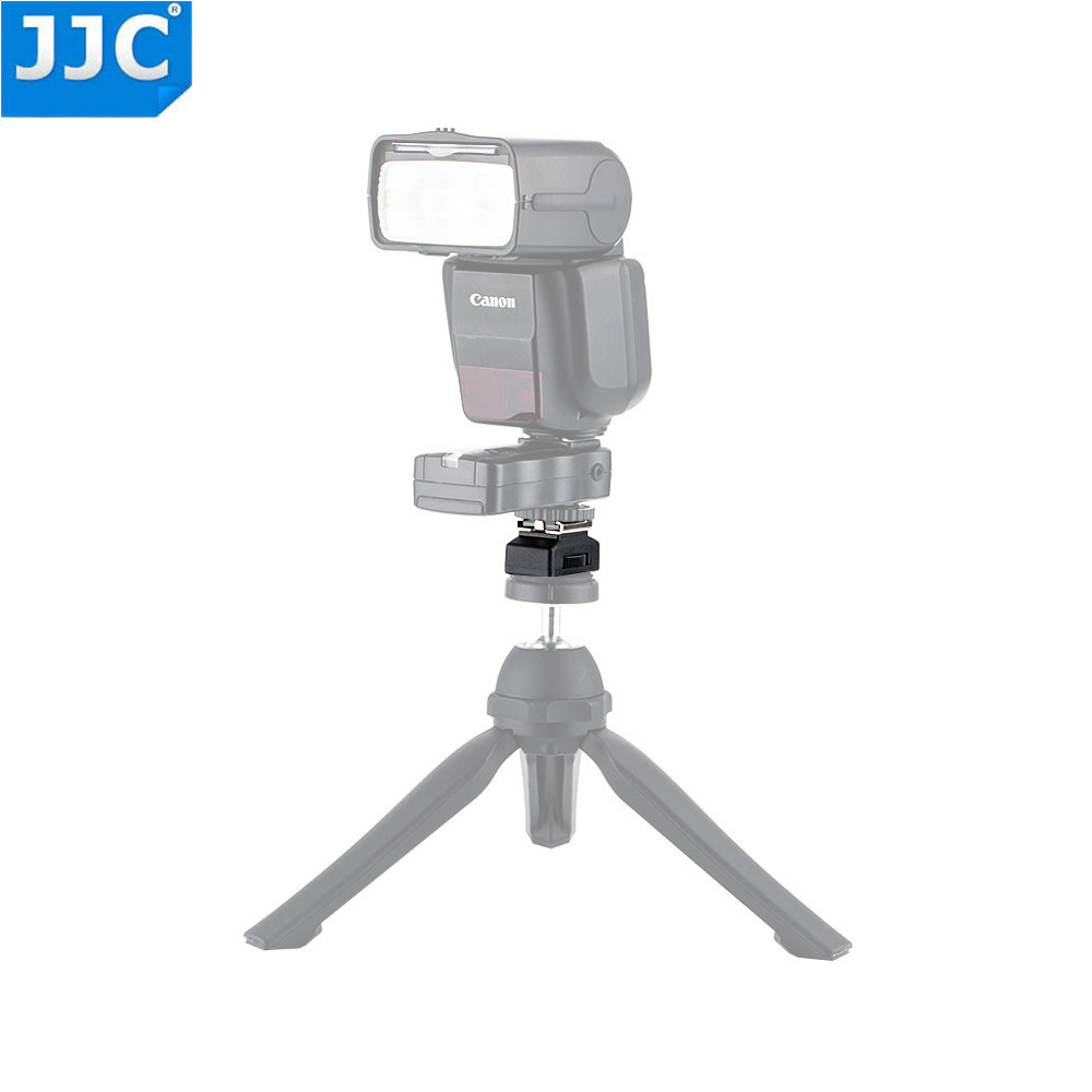 """Hot Shoe Flash Stand Adapter with 1//4/""""-20 Tripod screw For SONY Flash"""