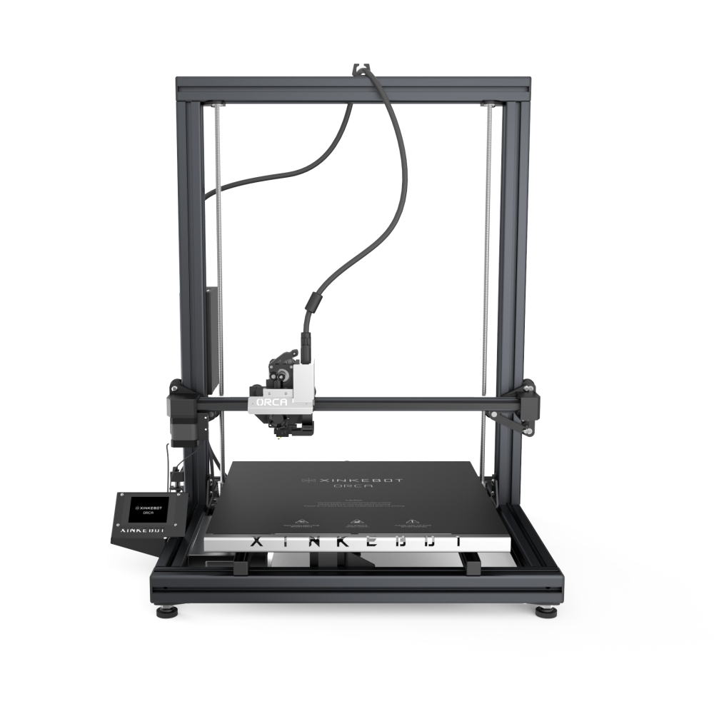 i3 Structure Large Print Bed 3D Printer with Custom Plate Surface XINKEBOT ORCA2 Cygnus